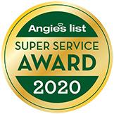 Angie's List Award 2020